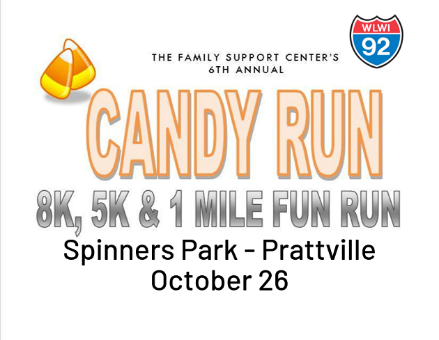 Family Support Center's 6th Annual Candy Run in Prattville