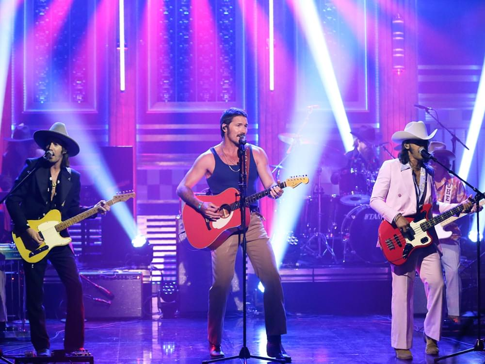 "Watch Midland Perform ""Mr. Lonely"" on ""The Tonight Show"""