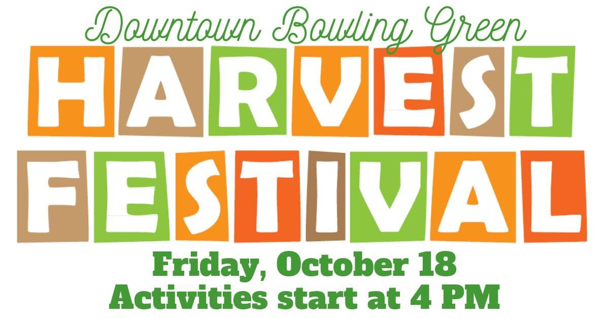 Bowling Green Harvest Festival is Friday