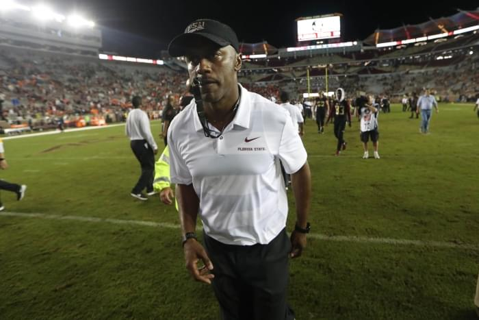 LAMM AT LARGE: Has FSU fired Willie Taggart yet?