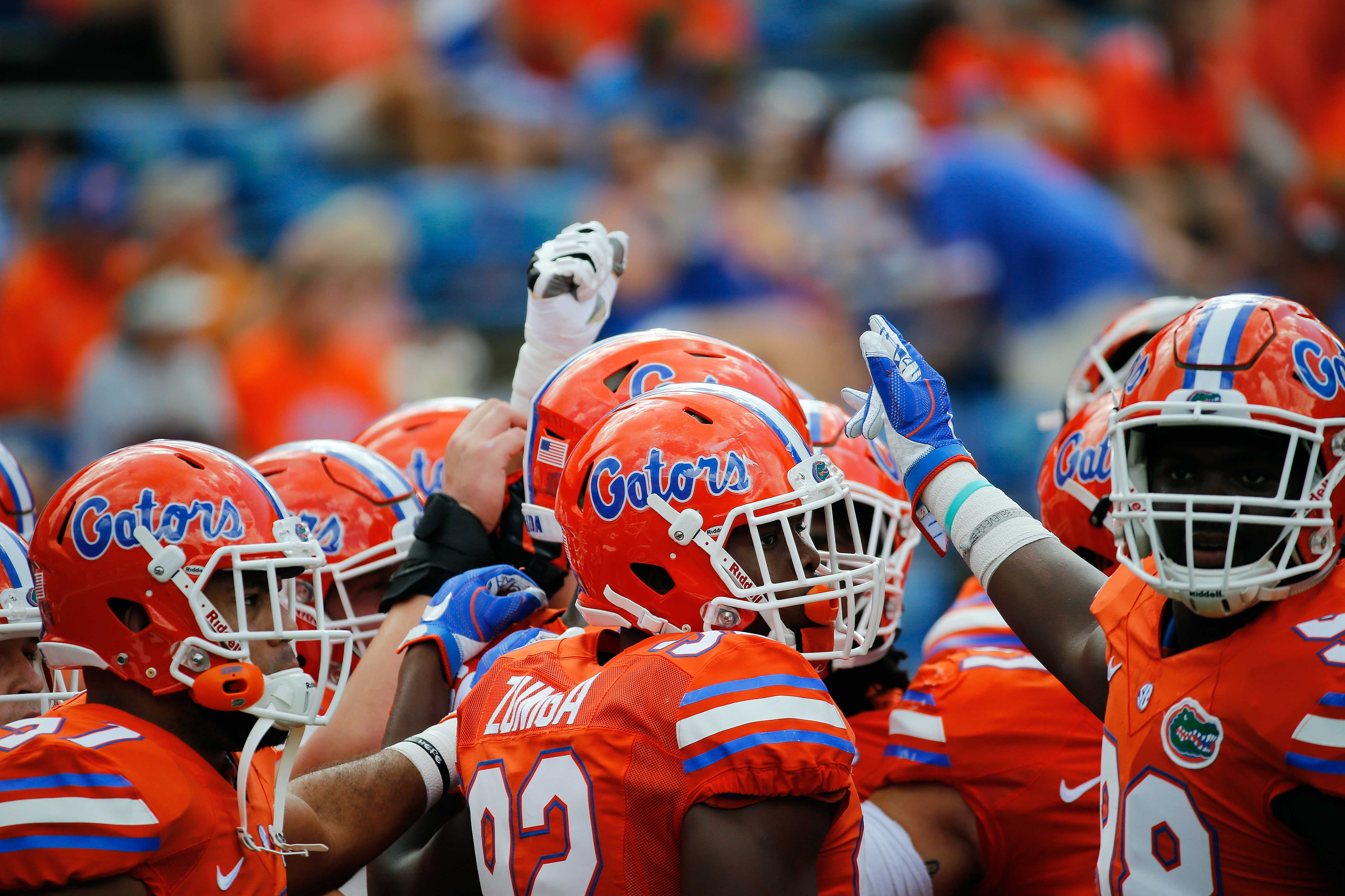 LAMM AT LARGE: Stakes going up and up for Gators