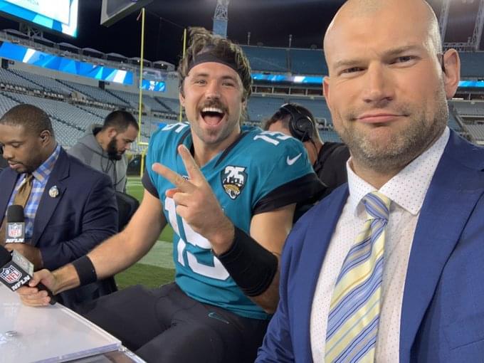 Jaguars have NFL's most captivating rookie in QB Gardner Minshew