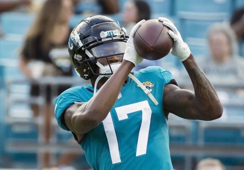 Jaguars have something special in receiver DJ Chark