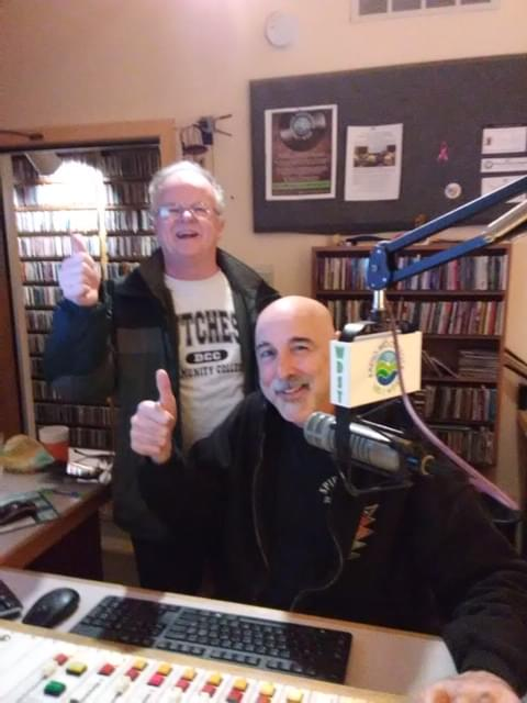DJ for a Day – Tom Mannion, 1/27/19