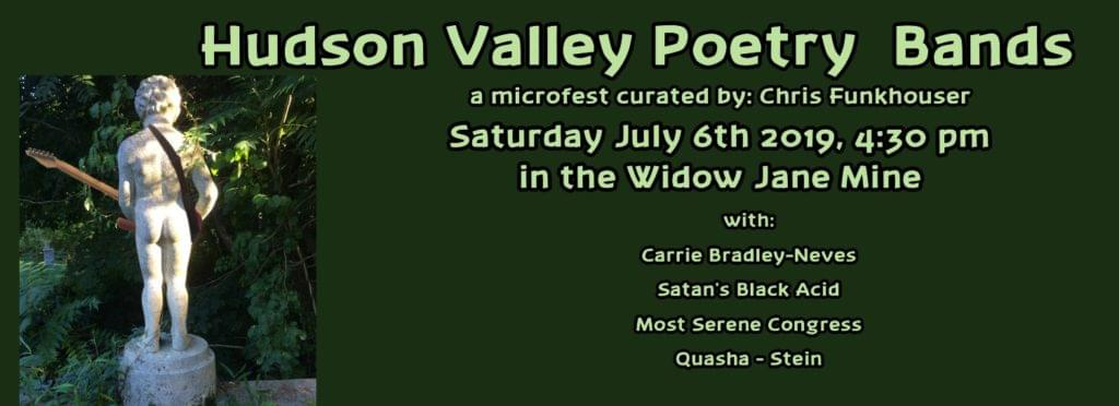 Hudson Val. Poetry Bands Microfest