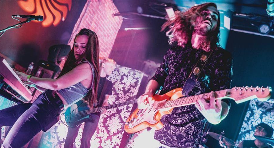 VIDEO: Jocelyn & Chris Arndt – Kill in the Cure (Live at Utopia Soundstage)