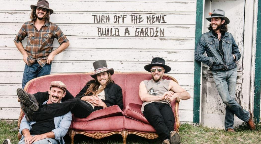 ALBUM OF THE WEEK: Lukas Nelson & Promise of the Real – Turn Off The News (Build A Garden)