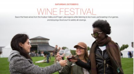 8th Annual Wine Festival with Live Music: Kat Wright, The Big Takeover