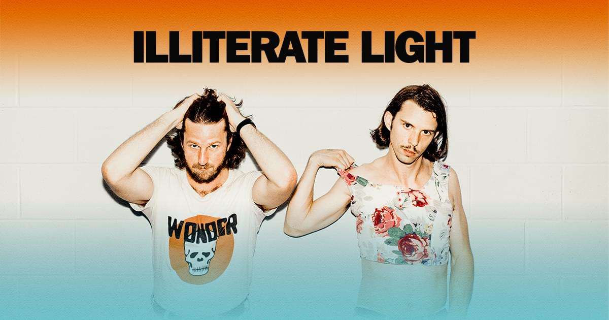 Illiterate Light – 10/9/19