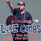 Luke Combs – What You See Is What You Get Tour