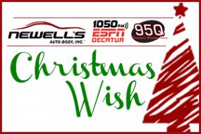 Newell's Christmas Wish 2016