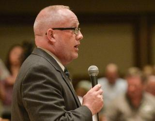 City Manager Tim Gleason