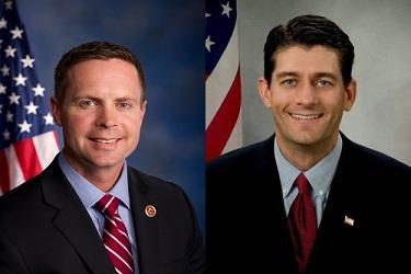 Rodney Davis & Paul Ryan