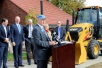 Millikin University breaks ground on new University Commons