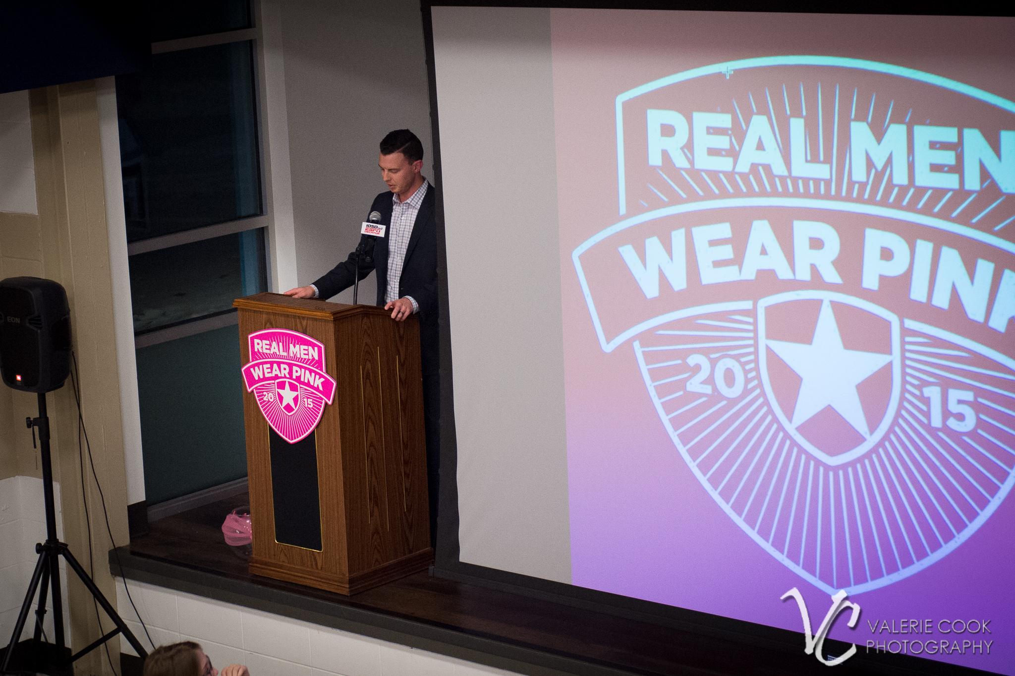 Real Men Wear Pink Awards Photos
