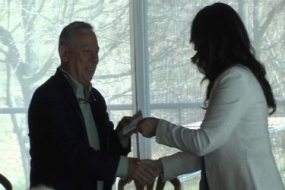 Rodney T. Miller Foundation kickoff luncheon (Video)