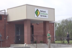 National Foodwork Services ribbon cutting (Video)