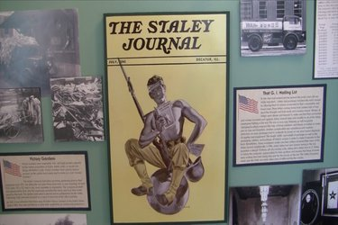 Staley Museum Preview