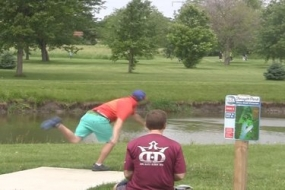 2016 Forsyth Disc Golf Open (Video)