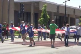2016 Memorial Day Parade & Ceremony (Video)