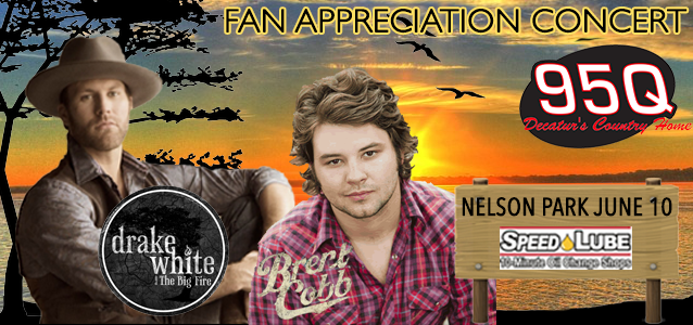 2016 95Q Fan Appreciation Concert presented by Speed Lube