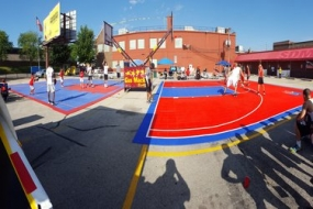 Decatur Gus Macker Tournament (Video)