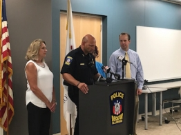 DPD's Interim Chief Jim Getz gives an update on officer-involved shooting (Video)