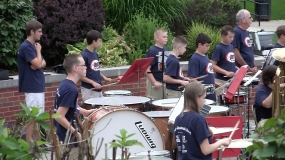 Greater Decatur Youth Band Kick-Off (Video)