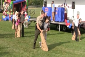 Decatur celebrates National Night Out (Video)