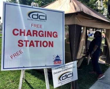 Celebration Charging Station 080418