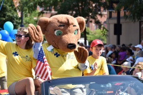 Decatur Celebration Saturday Parade Photo Gallery