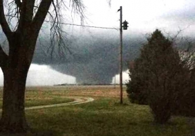 30 Hospitalized in Taylorville Tornado Saturday Night