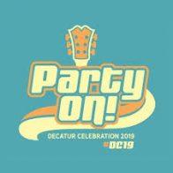 Decatur Celebration Final Headliner Announced, Stage Schedule Released