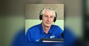 LISTEN: Millikin Men's Basketball Coach Mark Scherer, August Youth Skills Camp