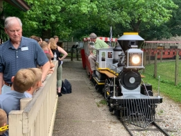 READ: Scovill Zoo to Honor Two Millionth Train Rider Next Week