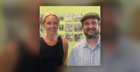 LISTEN: Decatur Artists Jon Griffin & Heather McKay on Live Art at #DC19