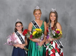 Illinois Festival Pageants Crown New Royalty