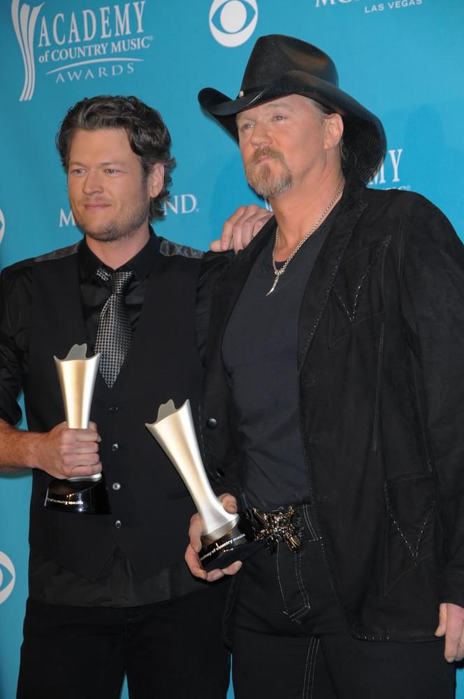 "Listen:  New Blake Shelton & Trace Adkins ""Hell Right"""