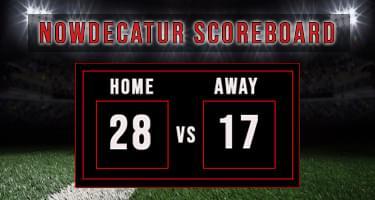 NowDecatur.com High School Football Scoreboard