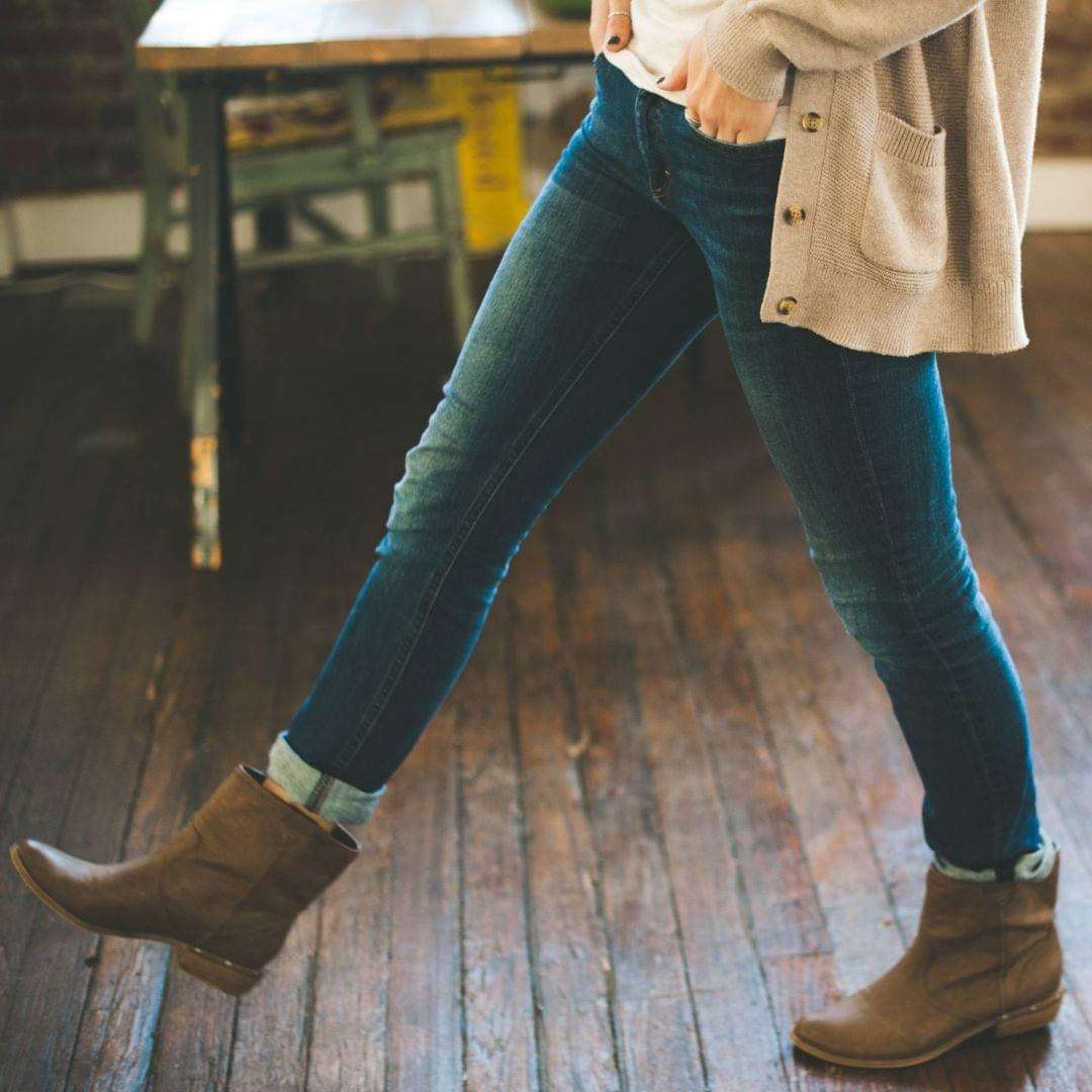 Super Cute Boots Just in Time for Fall