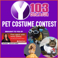 Y103 Pet Costume Contest