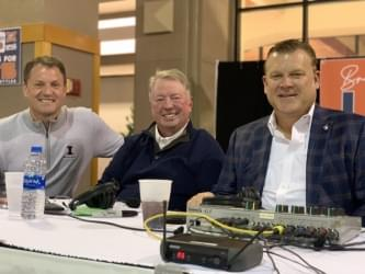 Special Edition of Sport Talk with Fighting Illini Basketball Coach Brad Underwood