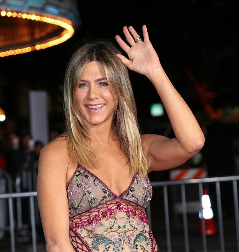 Jennifer Aniston Breaks Instagram!