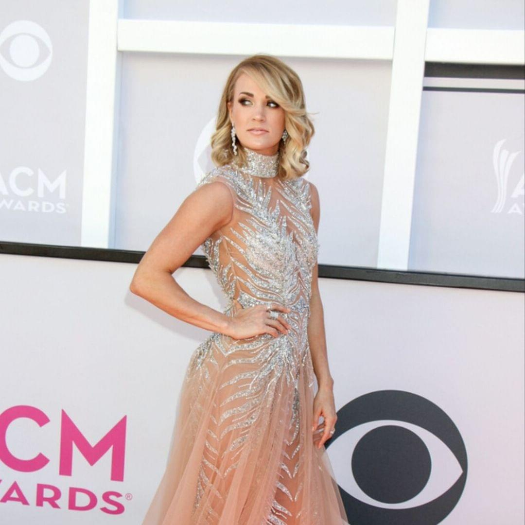 Carrie Underwood Says She's Disappointing to Meet In Real Life