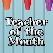 Tammy Tewes: September Teacher of the Month