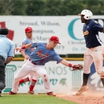 Danville Drops Opening Game of National Tournament