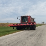 Motorists Reminded: Be Careful as Harvest Picks Up