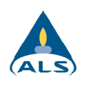 ALS Laboratory Group logo