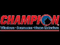 Champion Windows Mfg. logo