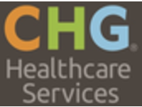 CHG Healthcare Services logo